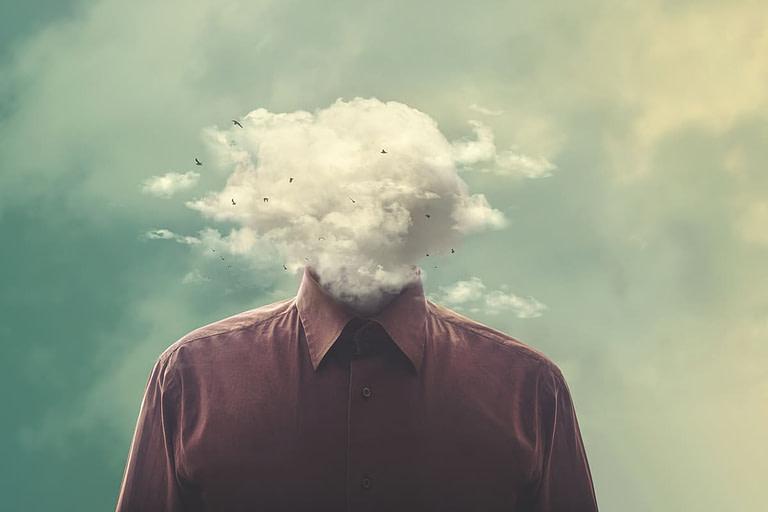 Облако человека